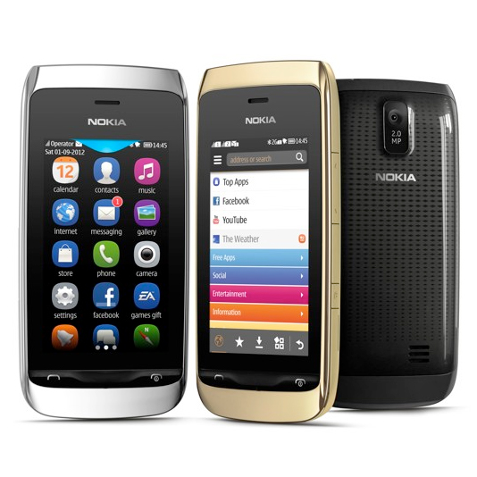 Nokia 208 - Full phone specifications
